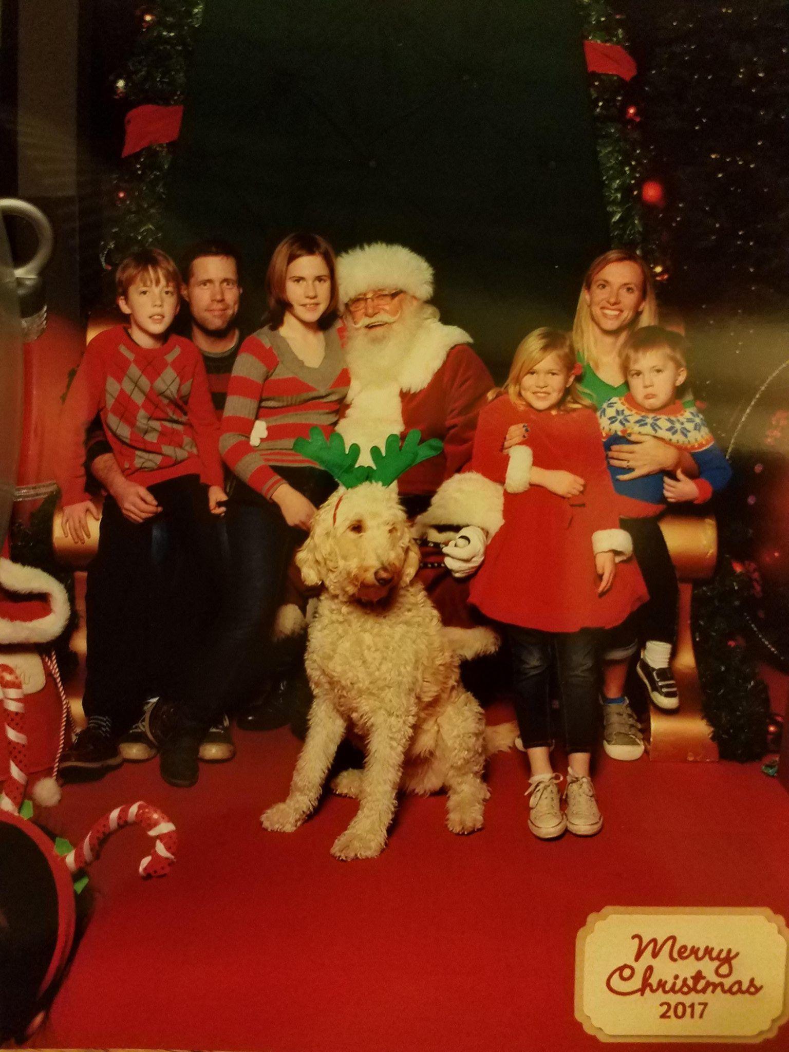 Mascota y su familia