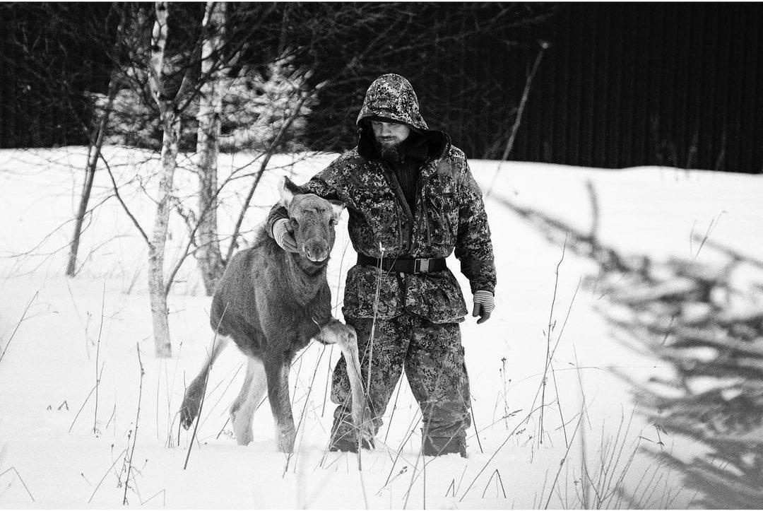 Ex soldado de las fuerzas especiales de Rusia