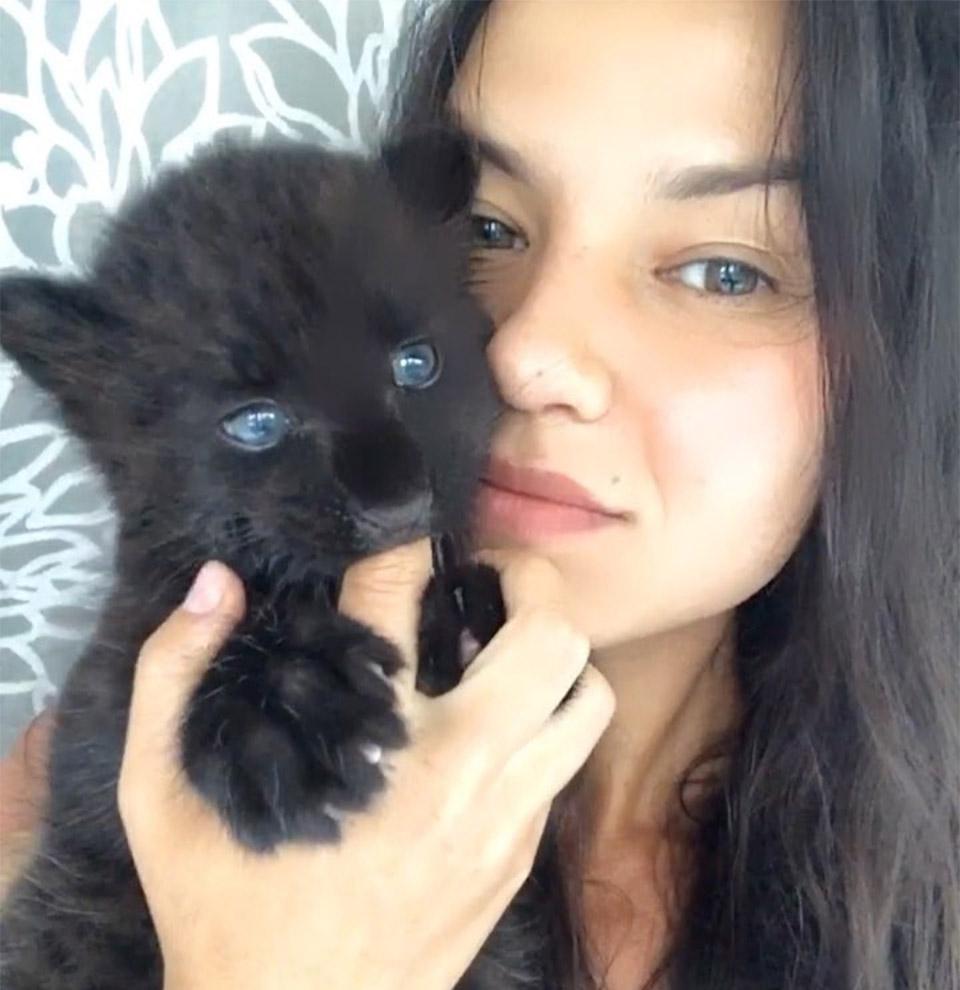 Luna y Victoria