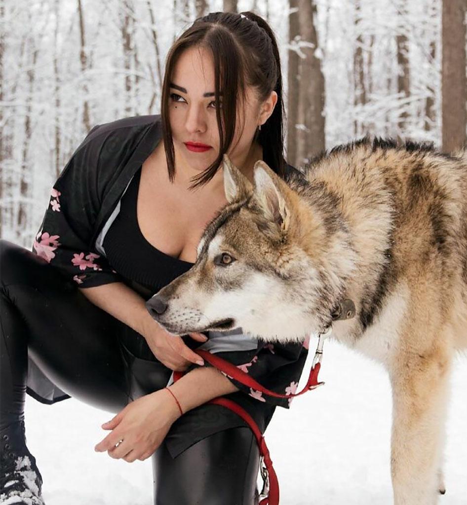 Kira y Alida